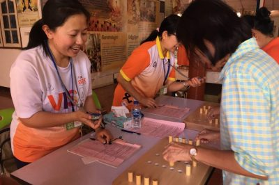 Health Promotion for Elderly in Northeastern Thailand Using Japan's Self-Sustained Movement (SSM)